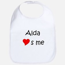 Cool Love alda Bib