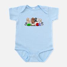 McDoodles Nursery Infant Bodysuit