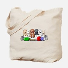 McDoodles Nursery Tote Bag