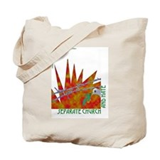 Separation of Church and Hate Tote Bag