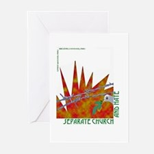 Separation of Church and Hate Greeting Cards (Pack