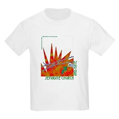 Separation of Church and Hate Kids T-Shirt