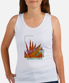 Separate Church and Hate Women's Tank Top