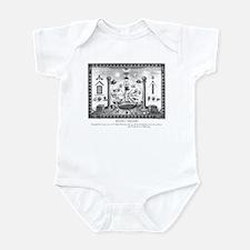 Scottish Freemasonry Infant Bodysuit