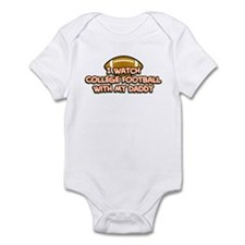 Miami, Florida Daddy Infant Bodysuit