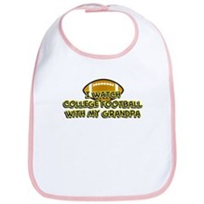 Ann Arbor, Michigan Grandpa Bib