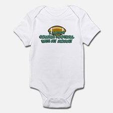 East Lansing, Michigan Mommy Infant Bodysuit