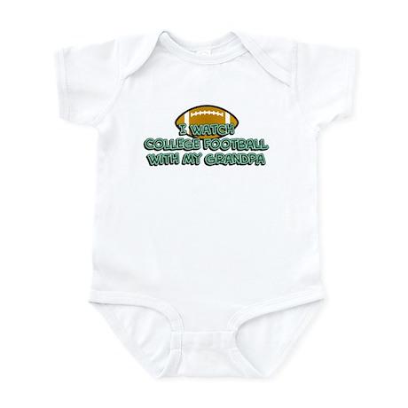 East Lansing, Michigan Grandp Infant Bodysuit
