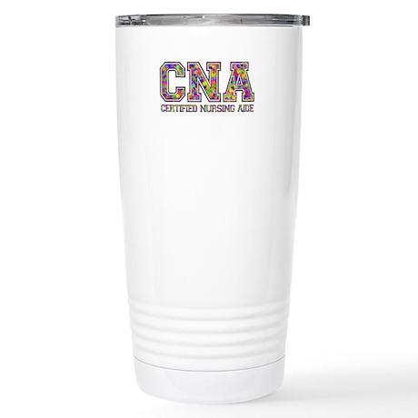 CNAcolstar Stainless Steel Travel Mug