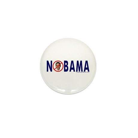 NOBAMA Busters Mini Button