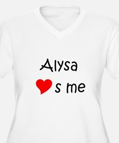 Cool Alysa T-Shirt