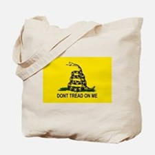 Unique Tread on me Tote Bag