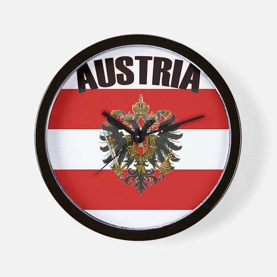 Cute Austrian Wall Clock