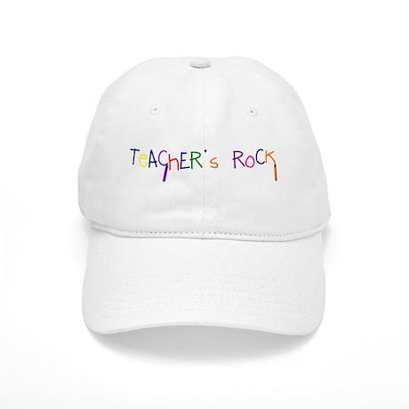 Teacher's Rock Cap