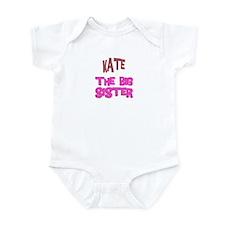 Kate - The Big Sister Infant Bodysuit