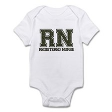RN Camo Infant Bodysuit