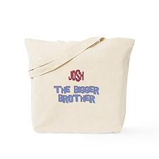 Josh - The Bigger Brother Tote Bag