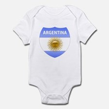 Argentina 10 Infant Bodysuit