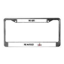 Atheist License Plate Frame