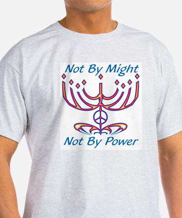 Not By Might T-Shirt
