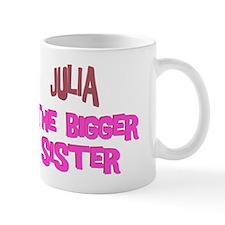 Julia - The Bigger Sister Mug