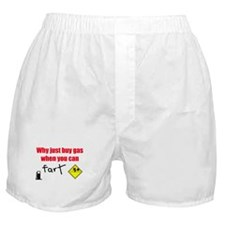 Cute Gas prices Boxer Shorts