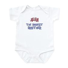 Julian - The Biggest Brother Infant Bodysuit