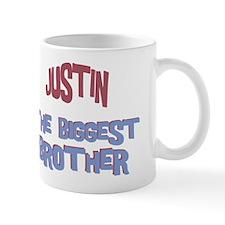 Justin - The Biggest Brother Mug