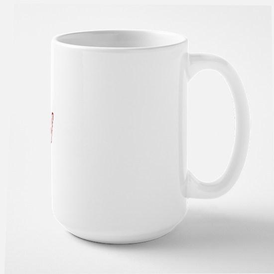 Yakolov Red Star Large Mug