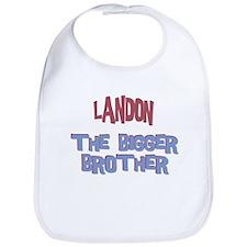 Landon - The Bigger Brother Bib