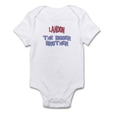 Landon - The Bigger Brother Infant Bodysuit