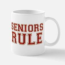 Seniors Rule Mug