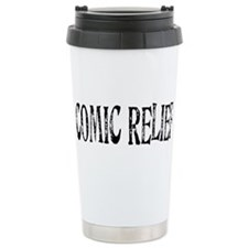 Comic Relief Travel Mug