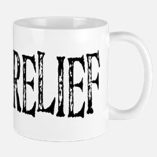 Comic Relief Mug