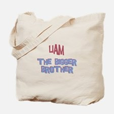 Liam - The Bigger Brother Tote Bag