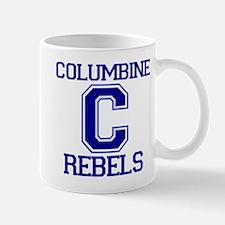 Columbine High School Rebels Mug
