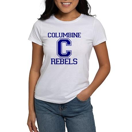 Columbine High School Rebels Women's T-Shirt