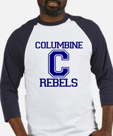 Columbine High School Rebels Baseball Jersey