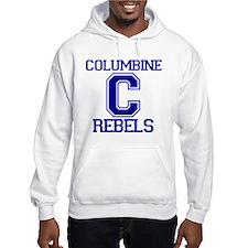 Columbine High School Rebels Hoodie