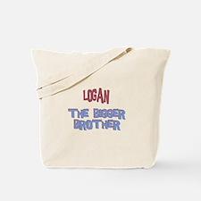 Logan - The Bigger Brother Tote Bag