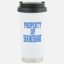 Property of Shawshank Travel Mug