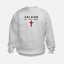 Soldier of the Lord Sweatshirt