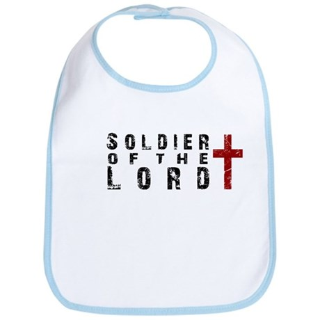 Soldier of the Lord Bib