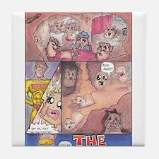 The Verminator Tile Coaster