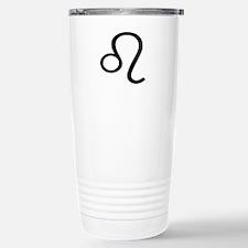 Leo Symbol Travel Mug