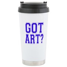 Got Art? Travel Coffee Mug