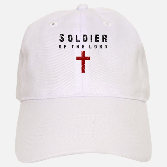 Soldier of the Lord Baseball Baseball Cap