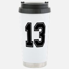 13 Stainless Steel Travel Mug