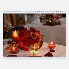 Funny Candles Wall Calendar