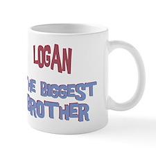 Logan - The Biggest Brother Mug
